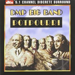 DMP Big Band - Potpurri DVA Cover Art