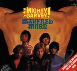 Mann, Manfred - Mighty Garvey! CD Cover Art