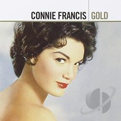Francis, Connie - Gold CD Cover Art