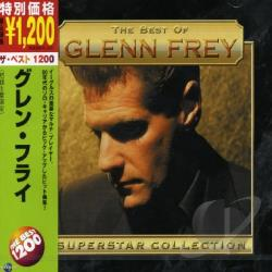 Frey, Glenn - Superstar Collection: The Best Of Glenn Frey CD Cover Art