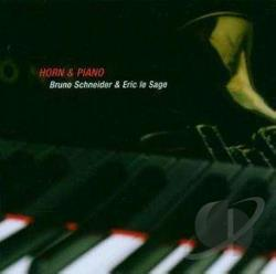 Le Sage: pno / Schneider: hn - Horn & Piano CD Cover Art