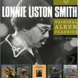 Smith, Lonnie Liston - Original Album Classics CD Cover Art