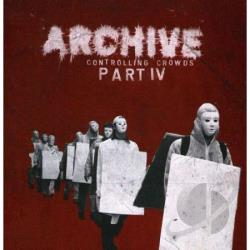 Archive - Part IV CD Cover Art
