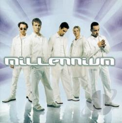 Backstreet Boys - Millennium CD Cover Art