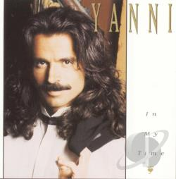 Yanni - In My Time CD Cover Art