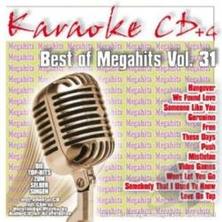 Best Of Megahits - Vol. 31 - Best Of Megahits CD Cover Art