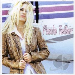 Toller, Paula - Paula Toller CD Cover Art