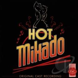 Original London Cast - Hot Mikado CD Cover Art