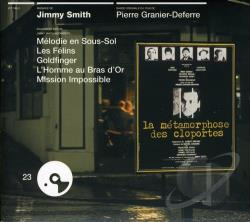 Original Soundtrack / Smith, Jimmy - La Metamorphose des Cloportes CD Cover Art
