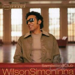 Simoninha, Wilson - Sambaland Club CD Cover Art
