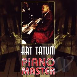 Tatum, Art - Piano Master CD Cover Art