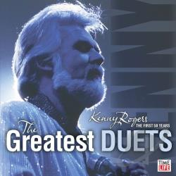 Rogers, Kenny - First 50 Years: The Greatest Duets CD Cover Art