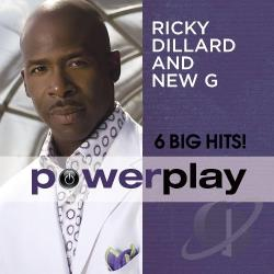 Dillard, Ricky / New G - Power Play: 6 Big Hits CD Cover Art