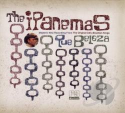 Ipanemas - Que Beleza CD Cover Art