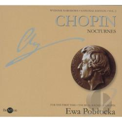 Chopin, F. - Chopin National Edition, Vol. 2: Nocturnes CD Cover Art