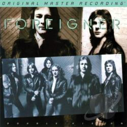 Foreigner - Double Vision SA Cover Art