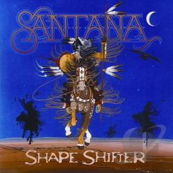 Santana - Shape Shifter CD Cover Art