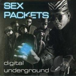 Digital Underground - Sex Packets CD Cover Art