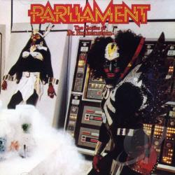 Parliament - Clones of Dr. Funkenstein CD Cover Art