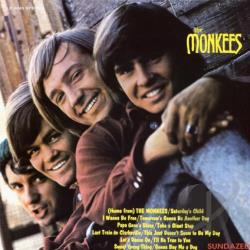 Monkees - Monkees LP Cover Art