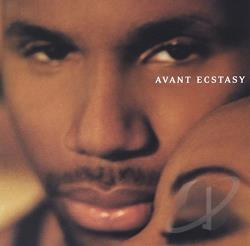 Avant - Ecstasy CD Cover Art