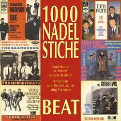 1000 Nadelstiche Beat: US & UK Artists Sing German CD Cover Art