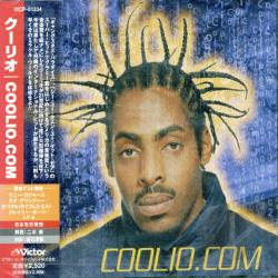 Coolio - Coolio Com CD Cover Art