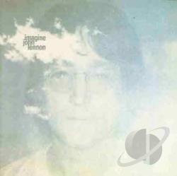 Lennon, John - Imagine LP Cover Art