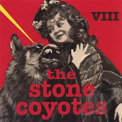 Stone Coyotes - VIII CD Cover Art