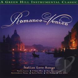 Baldassari, Butch - Romance in Venice CD Cover Art