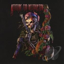 Attitude For Destruction - Attitude For Destruction CD Cover Art