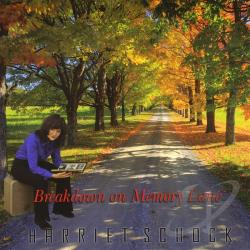 Schock, Harriet - Breakdown on Memory Lane CD Cover Art