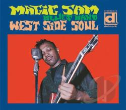 Magic Sam - West Side Soul CD Cover Art