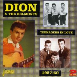 Dion & The Belmonts - Teenagers In Love 1957-1960 CD Cover Art