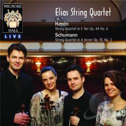 Elias String Quartet / Haydn / Schumann - Haydn, Schumann: String Quartets CD Cover Art