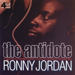 Jordan, Ronny - Antidote DB Cover Art