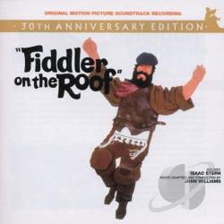 Williams, John - Fiddler on the Roof CD Cover Art