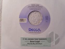 Leigh, Danni - If The Jukebox Took Teardrops LP Cover Art