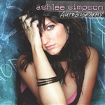 Simpson, Ashlee - Autobiography CD Cover Art
