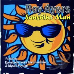 Ayers, Roy - Sunshine Man CD Cover Art