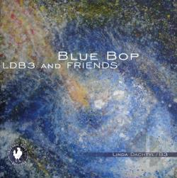 Dachtyl, Linda - Blue Bop CD Cover Art