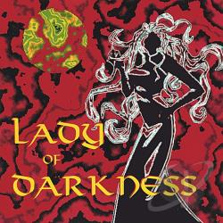 Lady Of Darkness - Mal-Ady CD Cover Art
