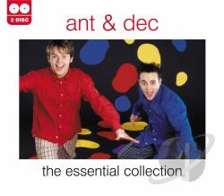 Ant & Dec - Essential Collection CD Cover Art