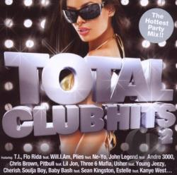 Total Club Hits, Vol. 2 CD Cover Art