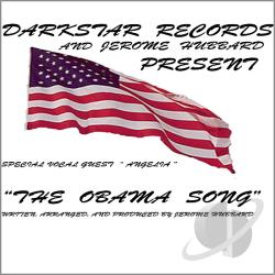Hubbard, Jerome - Obama Song CD Cover Art