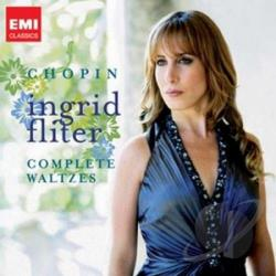 Fliter, Ingrid - Chopin: Complete Waltzes CD Cover Art