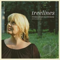 Christine Jensen Jazz Orchestra - Treelines CD Cover Art