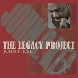 Kee, John P. - Legacy Project CD Cover Art