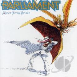 Parliament - Motor Booty Affair CD Cover Art