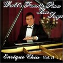 Chia, Enrique - World's Favorite Piano Love Songs, Vol. 2 CD Cover Art